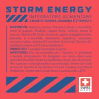 IL MIGLIORE INTEGRATORE ENERGETICO · STORM ENERGY OFFICIAL